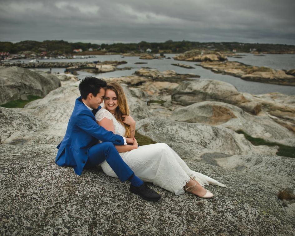 sesja ślubna Norwegia